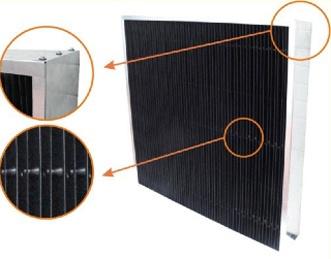 Foto de Filtros de luz para ventiladores