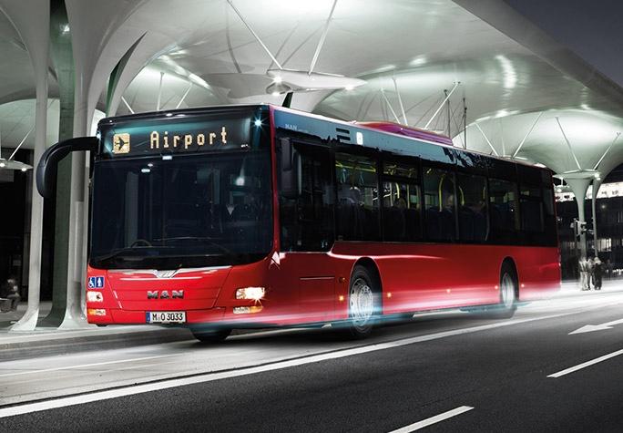 Foto de Autobuses interurbanos