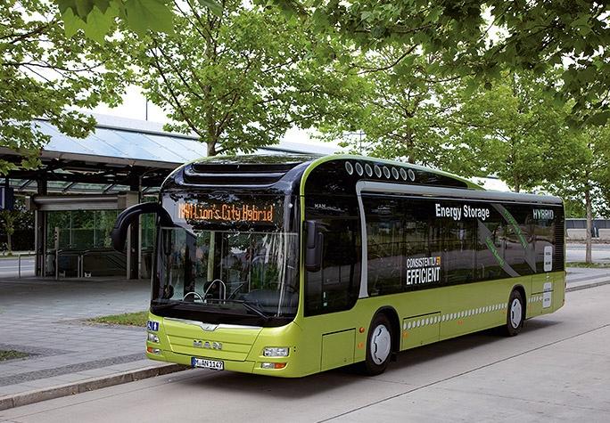 Foto de Autobuses urbanos