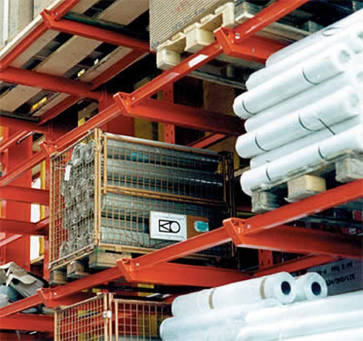 Foto de Estanterías para logísticas