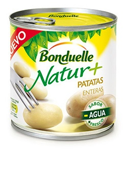 Patatas enteras bonduelle gama naturplus distribuci n for Cocinas enteras