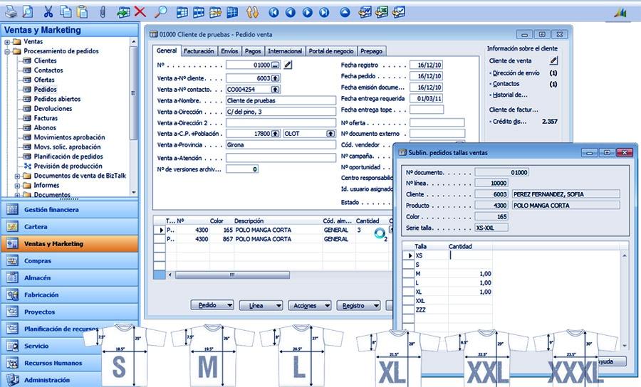 Foto de Software de gestión empresarial
