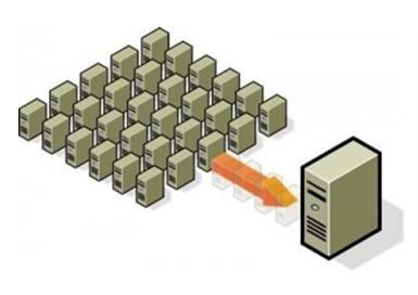 Foto de Servicios de virtualización de servidores