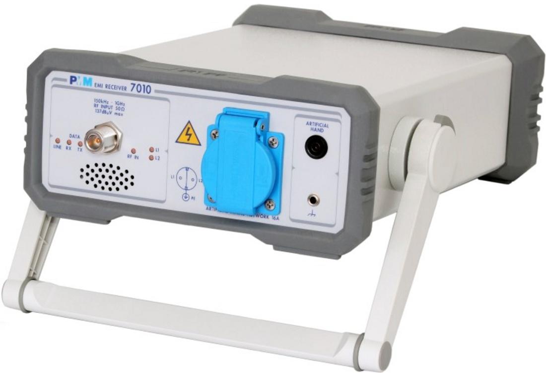 Foto de Receptor de precertificación y kit de antenas