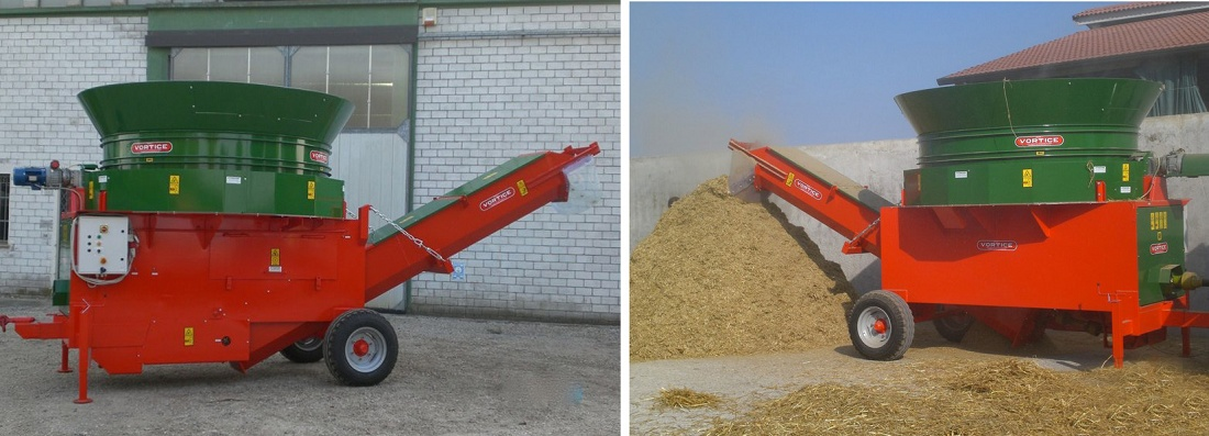 Foto de Molinos de paja y cereales