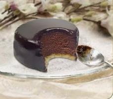 Foto de Tartín de chocolate