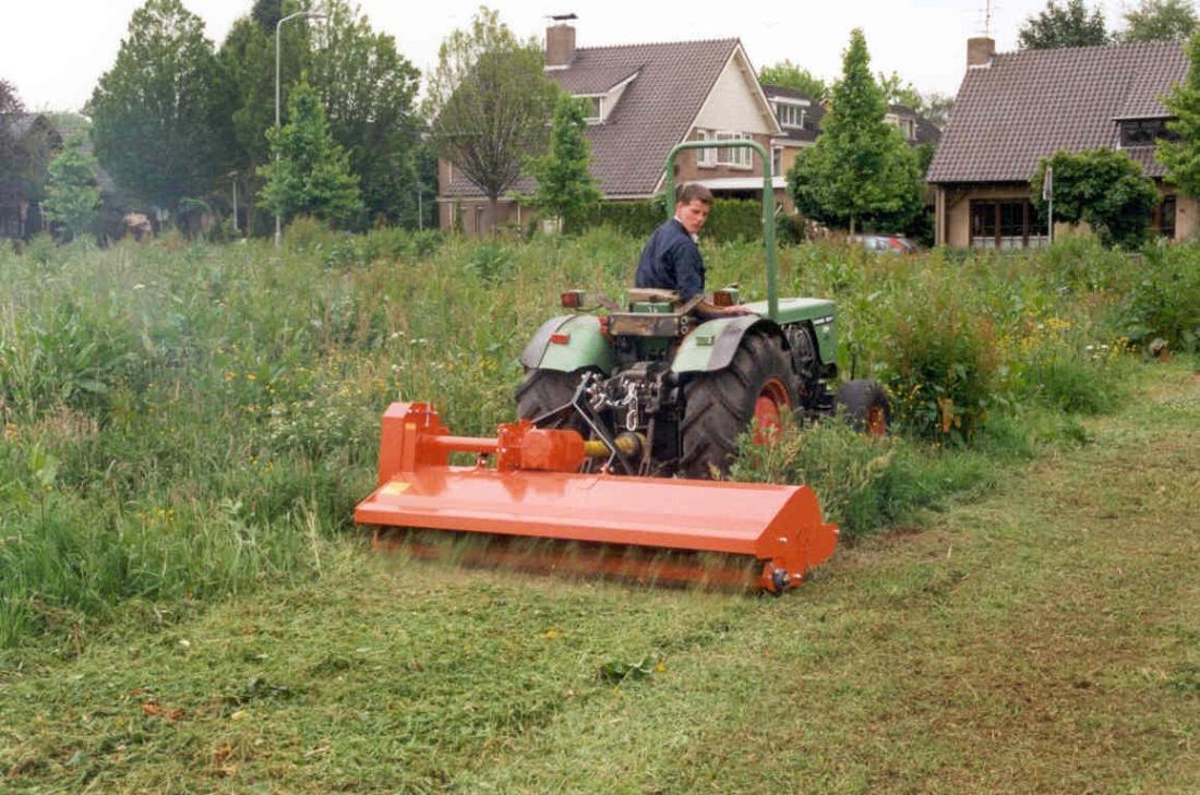 Foto de Trituradoras agrícolas desplazables