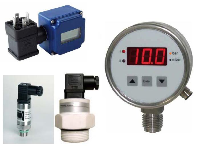 Foto de Sensores de presión con salida analógica