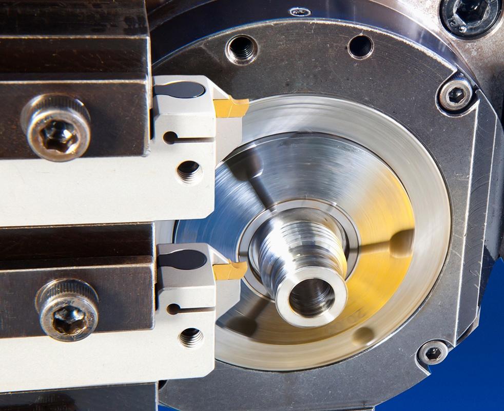 Foto de Herramientas con sistema de fijación lateral