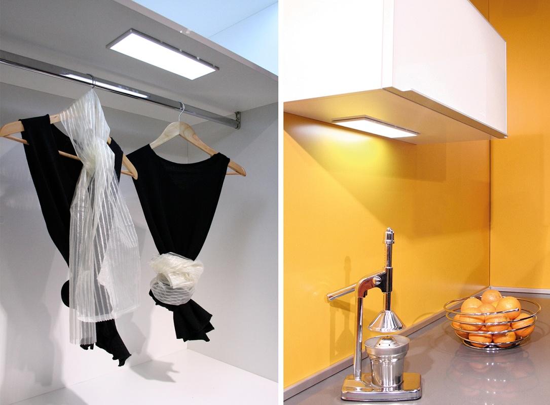 Luminarias andromeda materiales para la construcci n - Luminarias para cocina ...