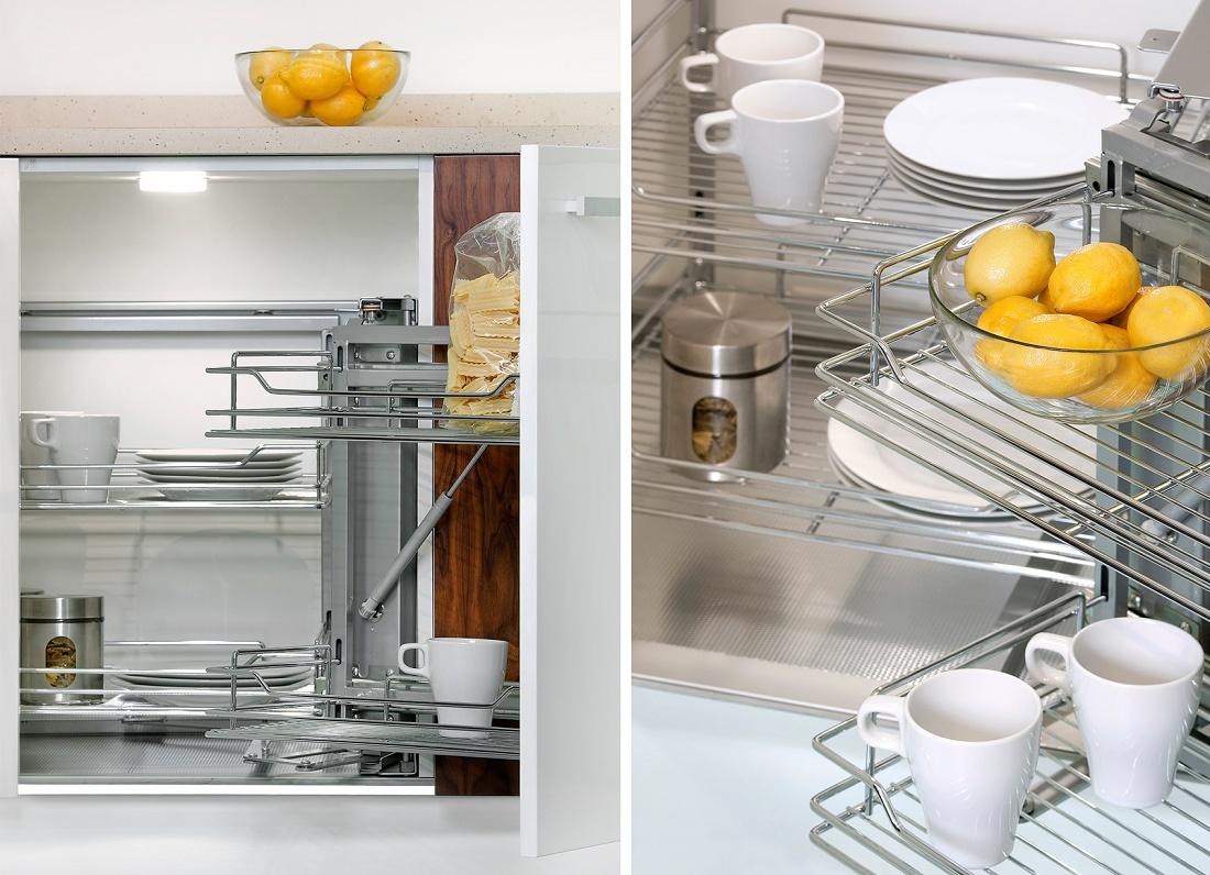 Foto de Rinconeras para armarios de cocina