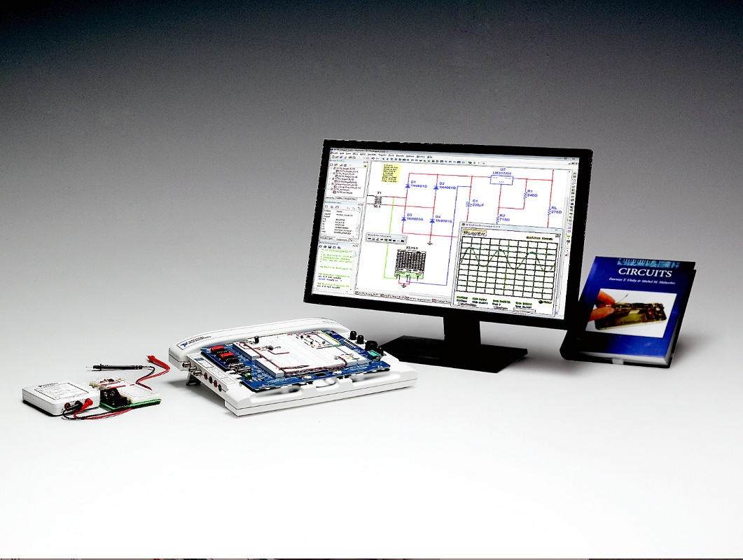 Foto de Entornos de simulación de circuitos analógicos, digitales y de potencia