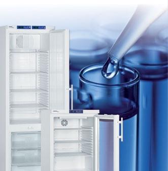 Foto de Refrigeradores y congeladores de biberones