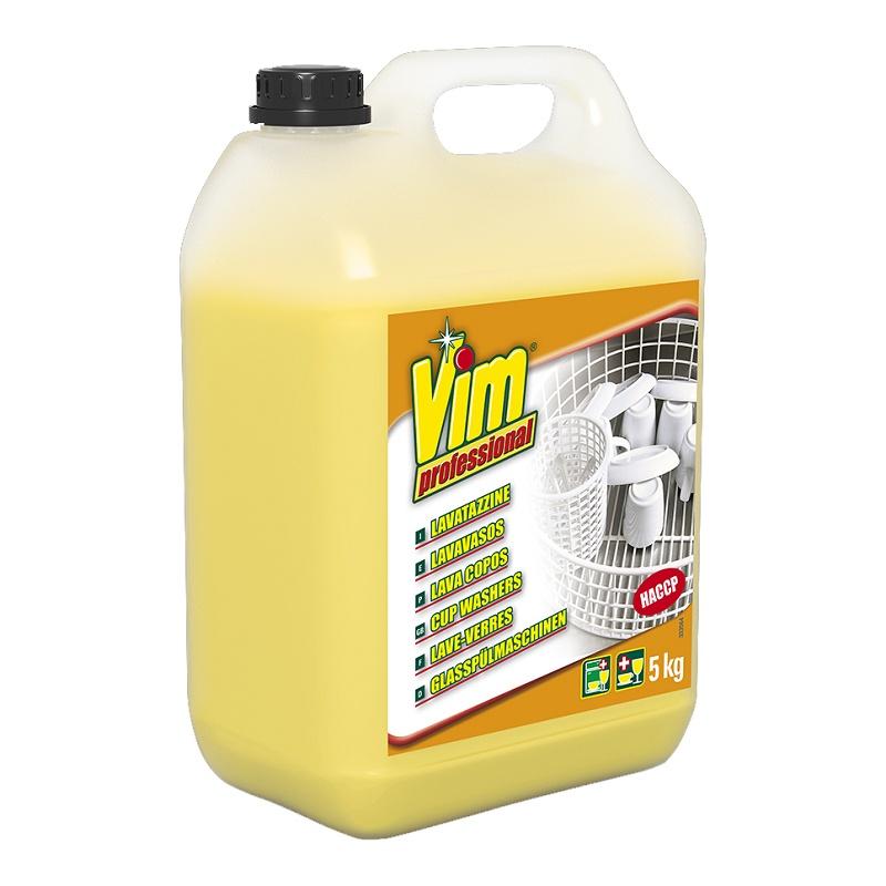 Foto de Detergente alcalino cloro activo