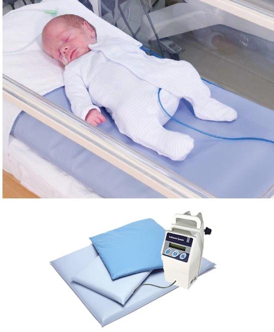 Foto de Sistema de calentamiento para neonatos