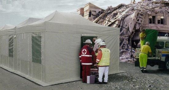 Foto de Carpas para rescate
