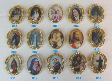 Foto de Escudos santorales