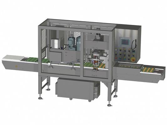 Foto de Máquinas para hacer conchas de pasta
