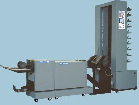 Foto de Sistema de alzado y creación de folletos