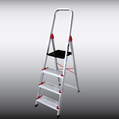 Escaleras De Aluminio Ktl Plus Maquinaria Y Equipos Para