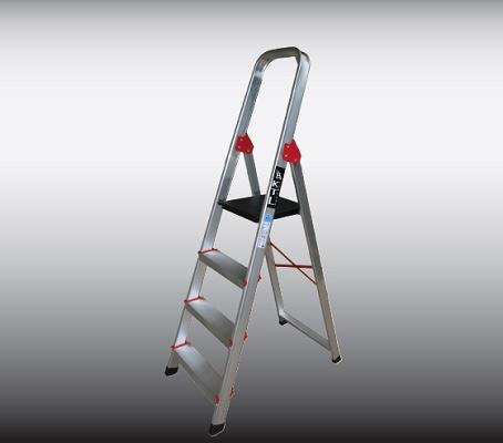 Escaleras de aluminio ktl advanced ferreter a for Escaleras articuladas de aluminio