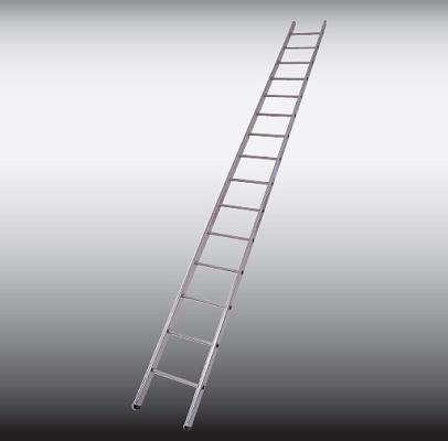 Foto de Escaleras fijas de aluminio