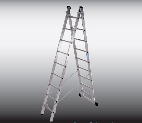 Foto de Escalera doble con base