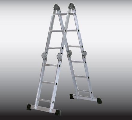Foto de Escalera articulada multiposiciones