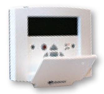 Foto de Sistema de control de la unidad de tratamiento de aire