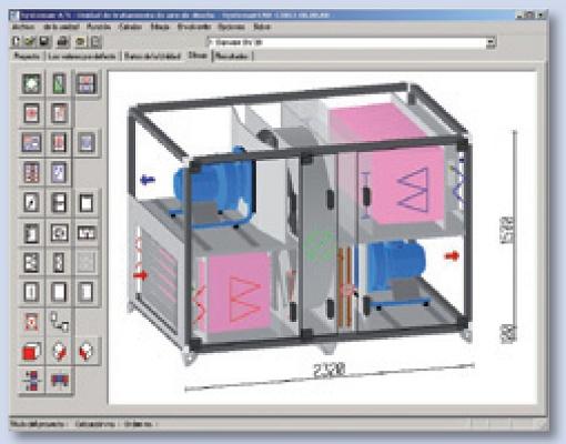 Foto de Software para el diseño de UTAs