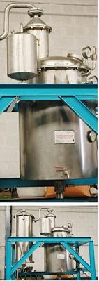 Foto de Equipos para destilación FAME