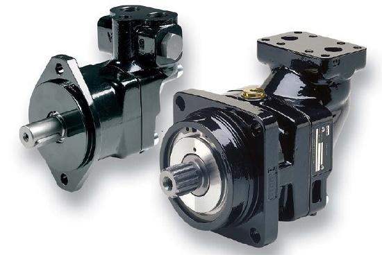 Foto de Motores de caudal fijo