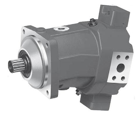 Foto de Motores hidráulicos