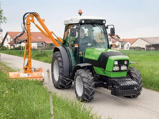 Foto de Tractores especializados