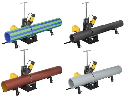 Foto de Cortadoras de tubos móvil y compacta