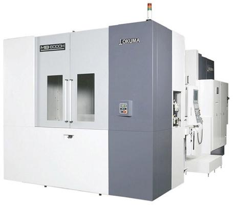 Foto de Centros de mecanizado CNC horizontal
