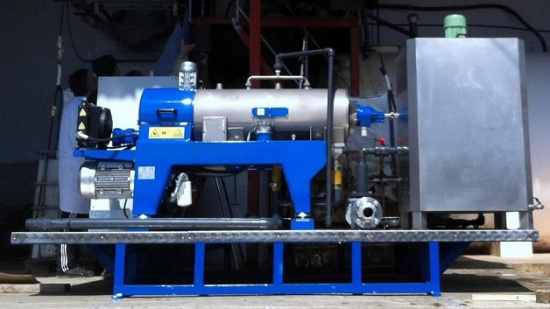 Foto de Unidades móviles de deshidratación