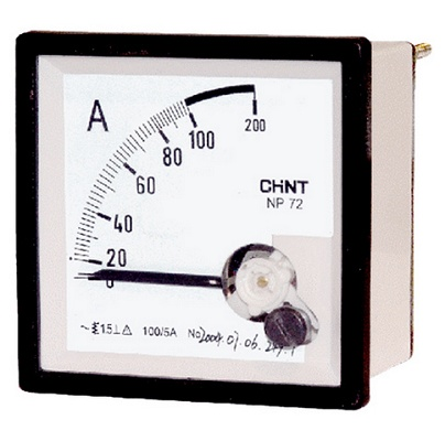 Foto de Equipos de medida analógicos