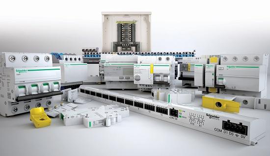 Foto de Sistemas modulares de baja tensión
