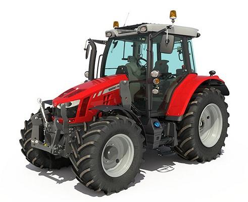 Foto de Tractores de 3 cilindros