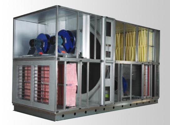 Foto de Climatizadores modulares