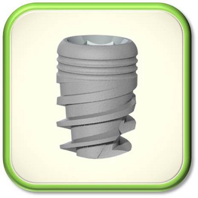 Foto de Implante espiral corto