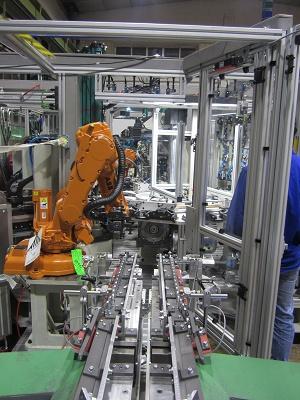 Foto de Máquina tránsfer automática