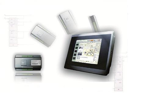 Foto de Pantallas táctiles con PLC integrado HMI