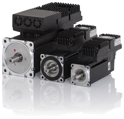 Foto de Servomotores con electrónica integrada