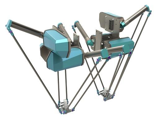 Foto de Robots Delta