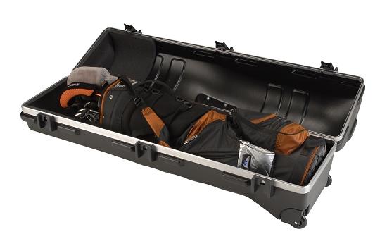 Foto de Maletas para transporte de bolsas de palos de golf