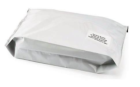 Foto de Bolsas de plástico opacas con fuelles