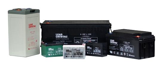 Foto de Baterías con tecnología Lead Crystal
