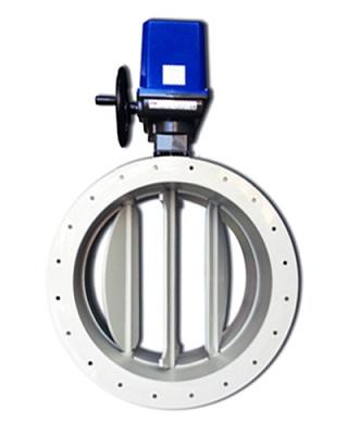 Foto de Válvulas reguladoras multilama para aireación